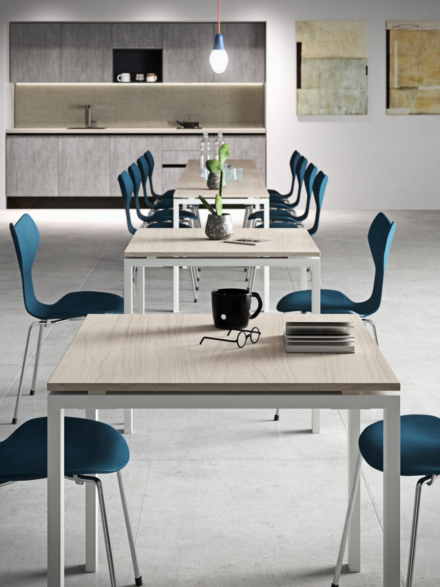 mobilier style contemporain moderne