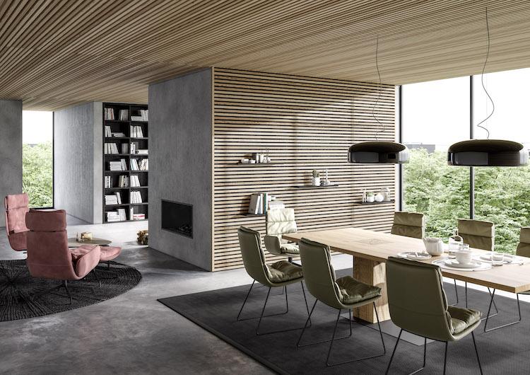 mobilier style loft
